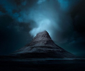 infrarood-foto-ijsland