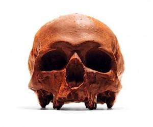 menselijke-schedel-chocolade