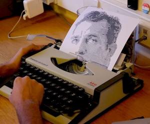 zwart-wit-portretten-typemachine