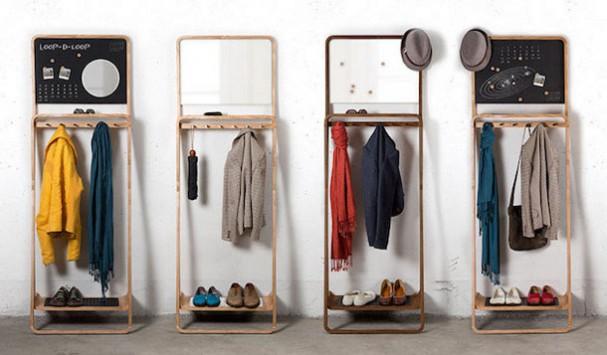 Kapstok Deens Design 2016