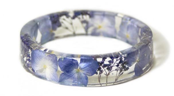 bloemen-armbanden
