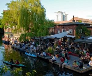 Airbnb in Kreuzberg en Neukoln in Berlijn