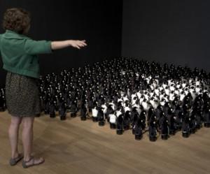 installatie-pinguins-daniel-rozin