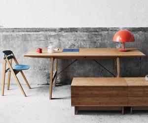 bamboe-design-eettafel