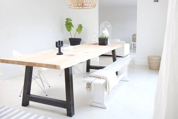 Houten tafels van meneer van hout eyespired - Wekelijkse hout ...