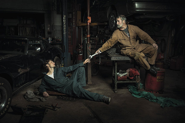 automonteurs-klassieke-schilderijen-3