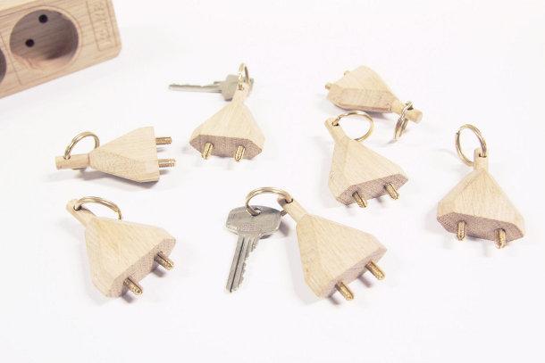 houten-stekkerdoos-sleutelhouder-3