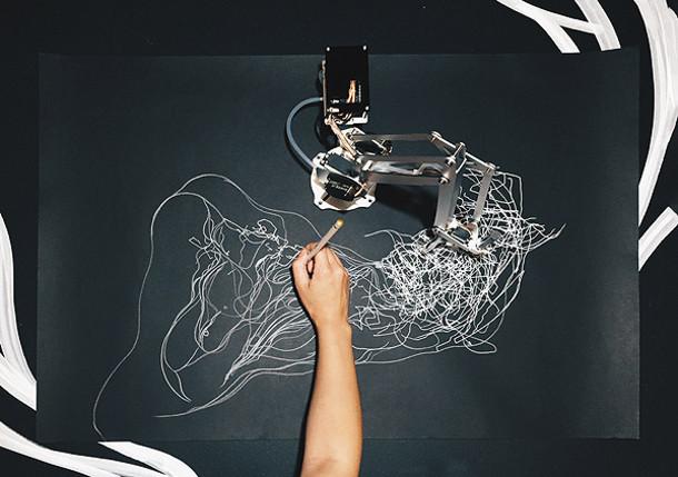 robot-arm-tekening