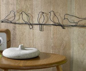 birds-wire-wanddecoratie