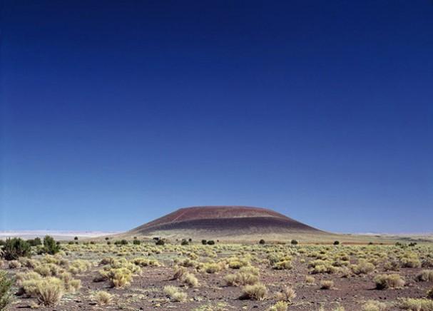 lichtinstallatie-vulkaan