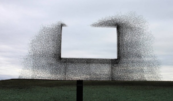 billboard-installatie