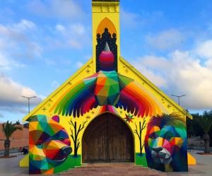 kerk-street-art-marokko