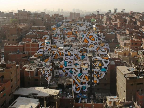 muurschildering-cairo
