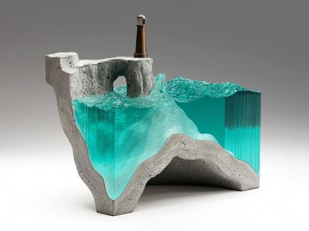 oceaan-landschappen-glas-beton