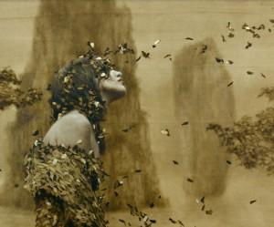 schilderijen-bladgoud-vrouwen