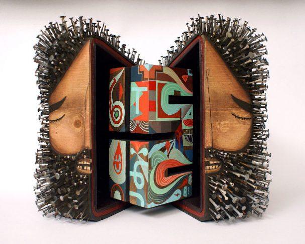 figuratieve-houten-sculpturen