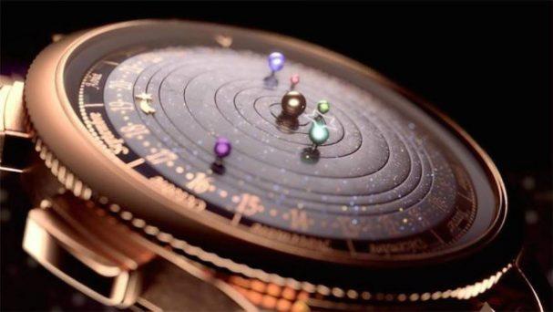horloge-planeten