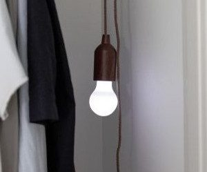 Lamp trekkoord