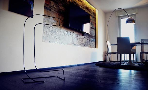 Handige minimalistische letters voor in huis eyespired - Interieur eigentijds design huis ...
