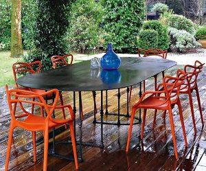 kartell-masters-stoel