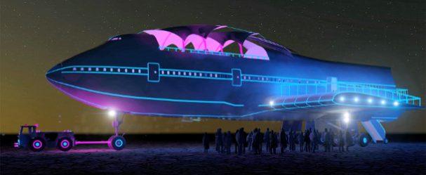 boeing-747-burning-man
