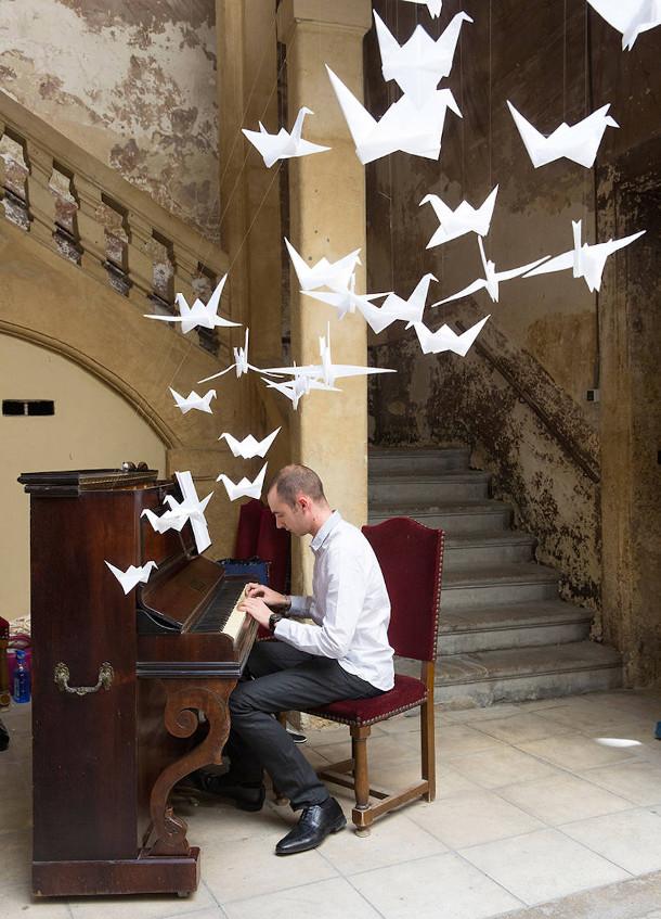 origami-vogels-binnenplaats-6