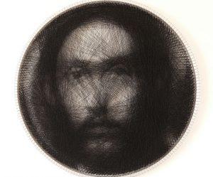 portret-draad
