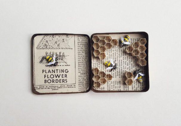 bloemen-recycled-papier