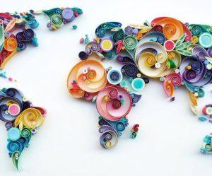 kleurrijke-papieren-kunstwerken