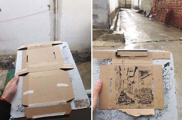 tekeningen-stukken-afval-4