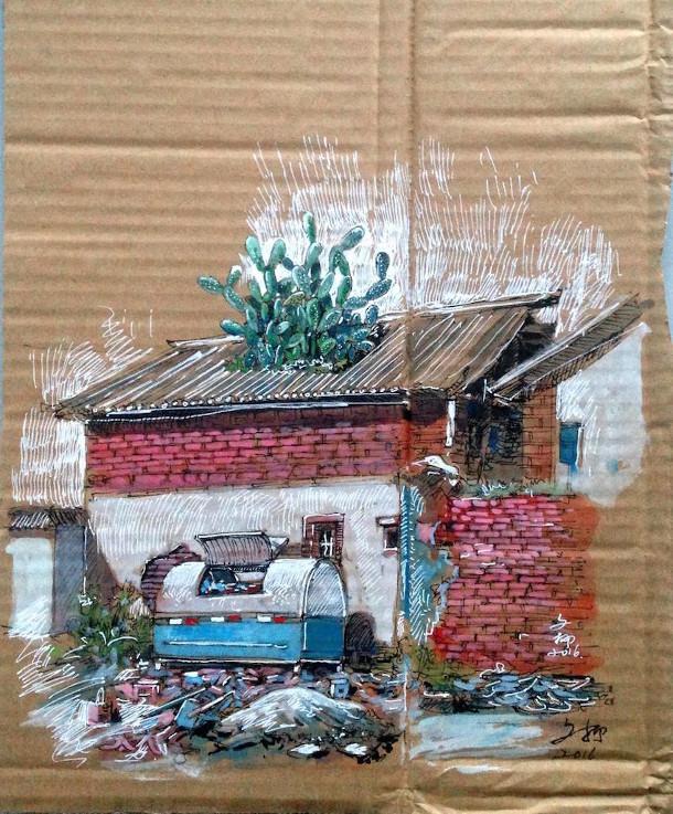 tekeningen-stukken-afval-7