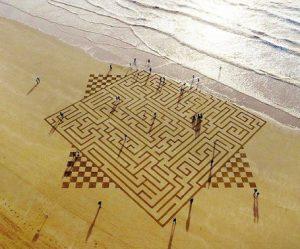 geometrische-tekeningen-zand