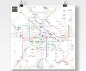 metro-kaarten