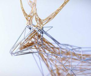 dieren-sculpturen