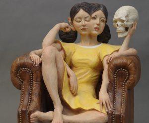 japanse-houten-beelden