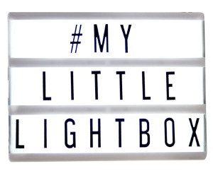lightbox-a4-zwart