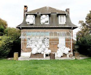 ballonnen-installatie