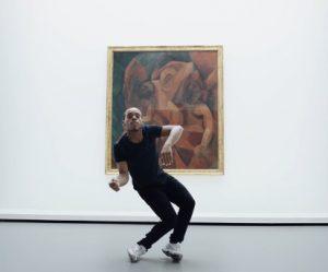 dansen-tentoonstelling