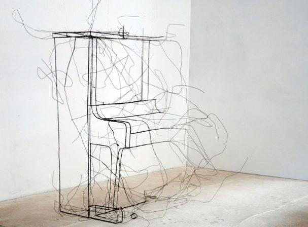 3d-draad-sculpturen