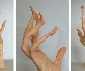 sculpturen-lichaamsdelen