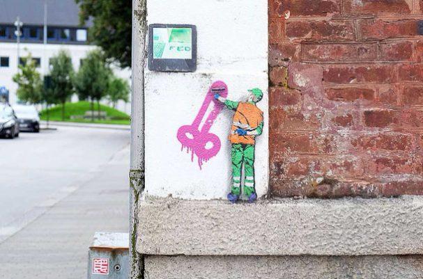 street-art-jaune