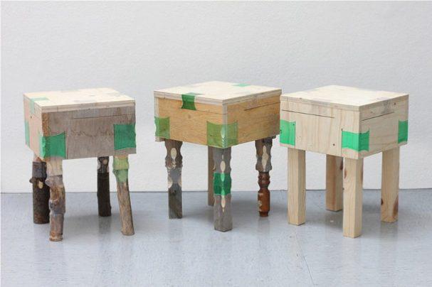 meubels-plastic-flessen