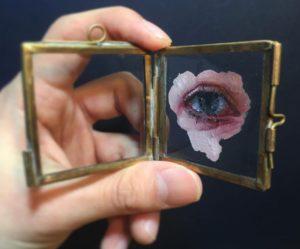 olieverfschilderijen-ogen
