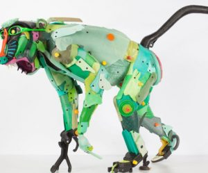 sculpturen-dieren-afval