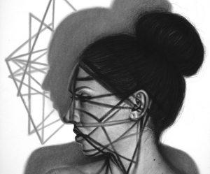 hyperrealisme-vrouwen-portretten