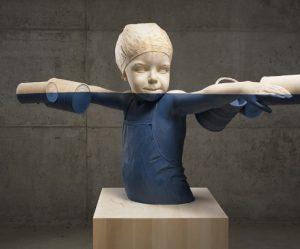 verf-houten-sculpturen