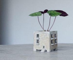 cement-plantenpot