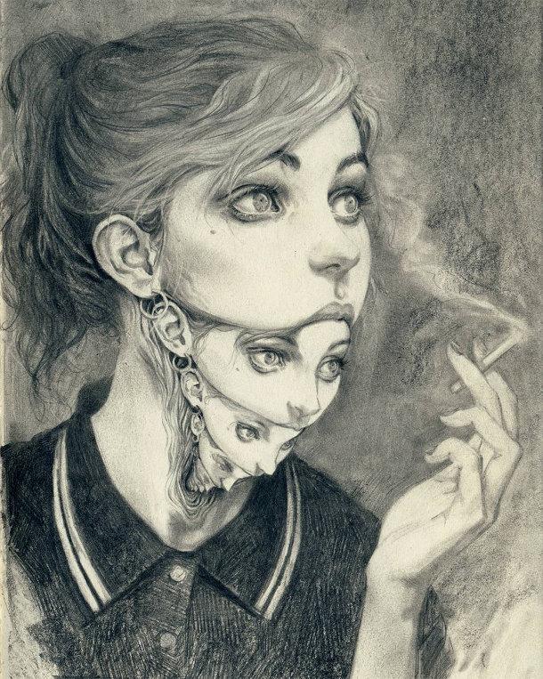 houtskool-portretten-vrouwen-4