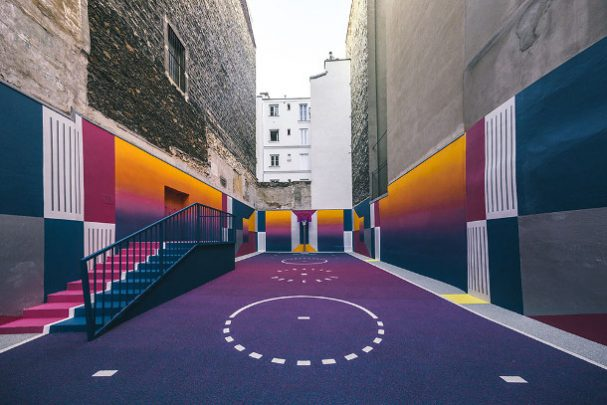 technicolor-basketbalveld-parijs