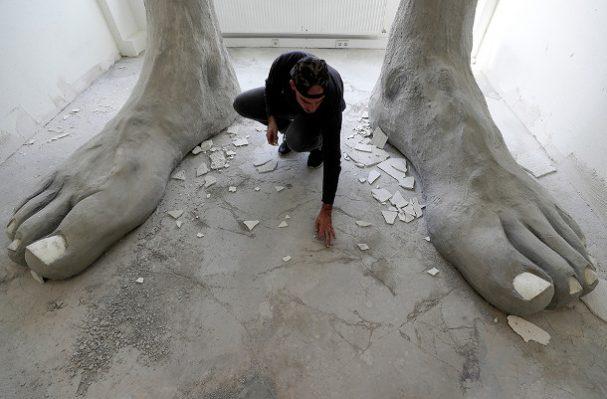 beeld-voeten